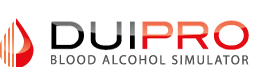 DUI Pro Blood Alcohol Simulator